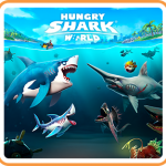Hungry Shark World Para Hileli Apk İndir v2.9.0