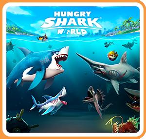 Hungry Shark World Para Hileli Apk İndir v2.9.0