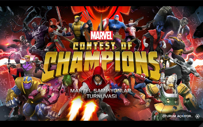 Marvel Şampiyonlar Turnuvası v19.0.0 Can Hileli Apk İndir