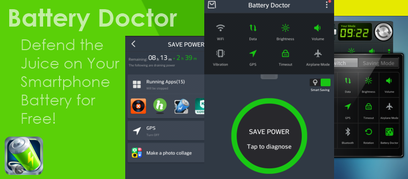 Battery Doctor Apk İndir