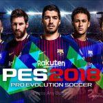 Pro Evolution Soccer 2018 Full Apk İndir v2.3.1