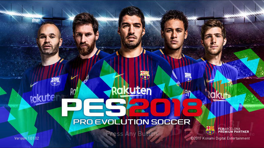 Pro Evolution Soccer 2018 Full Apk İndir v2.3.1