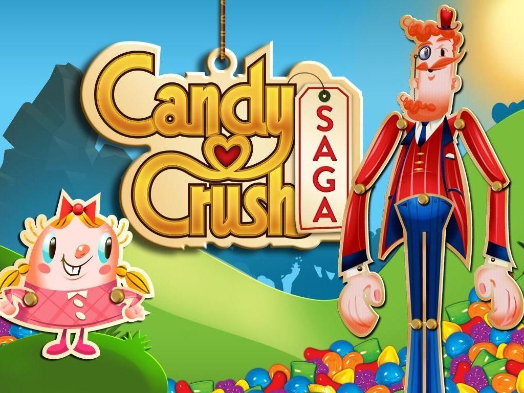 Candy Crush Saga v1.141.1.1 Mega Hileli Mod Apk İndir