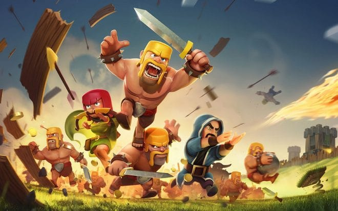 Clash Of Clans 13.369.18 Altın ve Elmas Hileli Mod Apk İndir