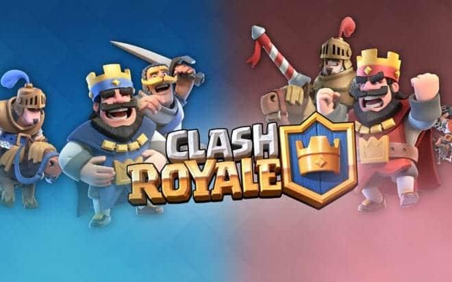 Clash Royale 3.3.1 Para ve Elmas Hileli Apk İndir