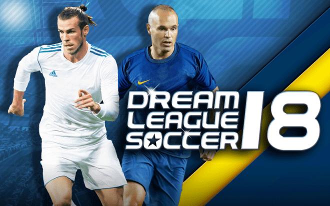 Dream League Soccer 2018 Para Hileli Mod Apk İndir v5.063