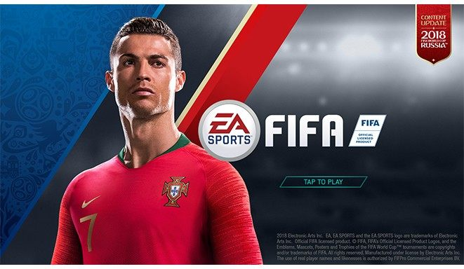 Fifa World Cup 2018 Apk İndir