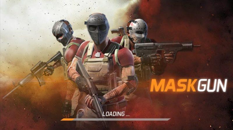 MaskGun Multiplayer Mermi Hileli Apk İndir