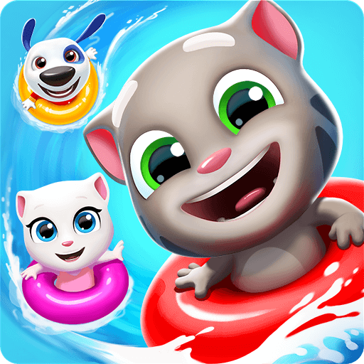 Talking Tom Pool Hileli Mod Apk İndir – Para Hileli