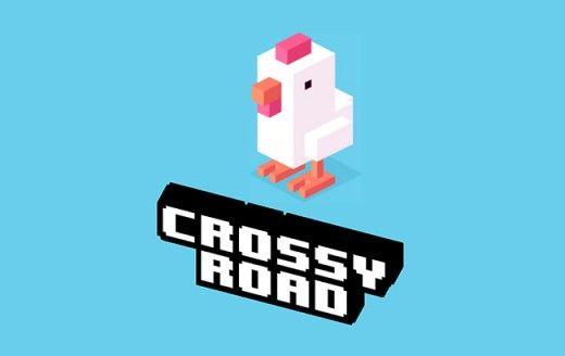 Crossy Road 3.1.3 Tüm Karakterler Açık Hileli Apk İndir