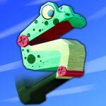 Wobble Frog Adventures 1.0.2 Para Hileli Apk İndir