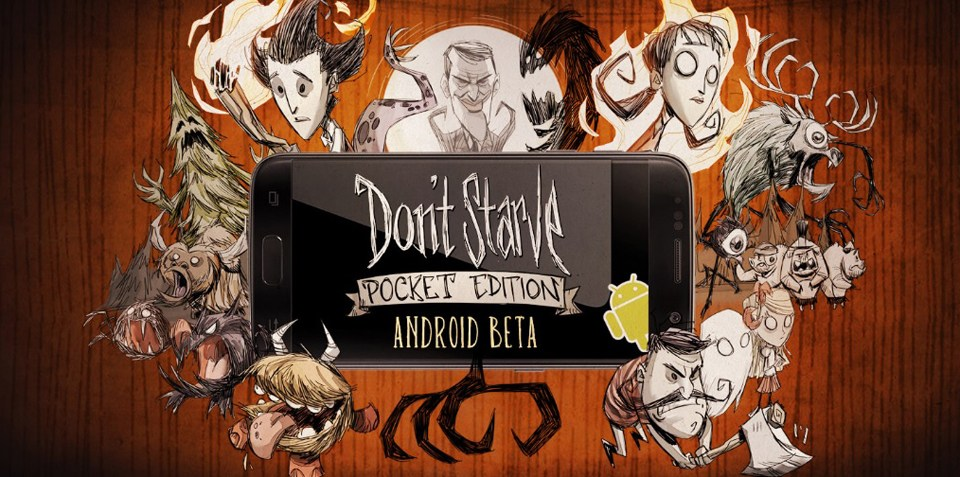 Don't Starve Pocket Edition v1.0.6 Full Apk İndir