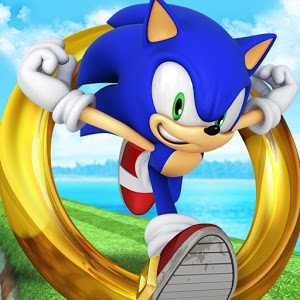 Sonic Dash 3.8.5.Go Para Hileli Apk indir