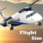 Flight Sim 2018 1.0.6 Para Hileli Apk İndir