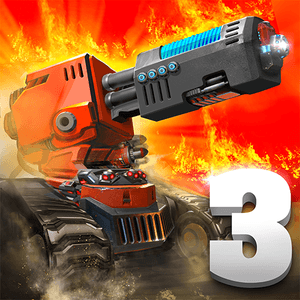 Defense Legend 3: Future War 2.2.8 Para Hileli Apk İndir