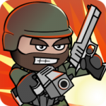 Doodle Army 2 : Mini Militia 4.2.6 Kilitler Açık Apk İndir