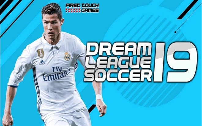 Dream League Soccer 2019 v6.13 Para ve Futbolcu Hileli Mod Apk İndir