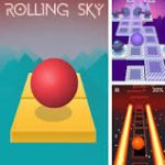Rolling Sky 1.9.8.3 Kilitleri Açık Hileli Apk İndir