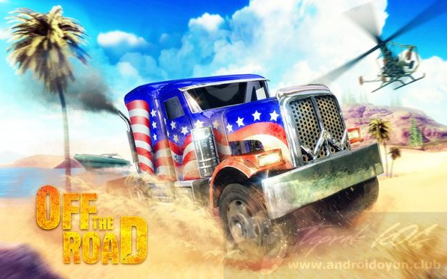 Off The Road 1.2.5 Para Hileli Apk İndir