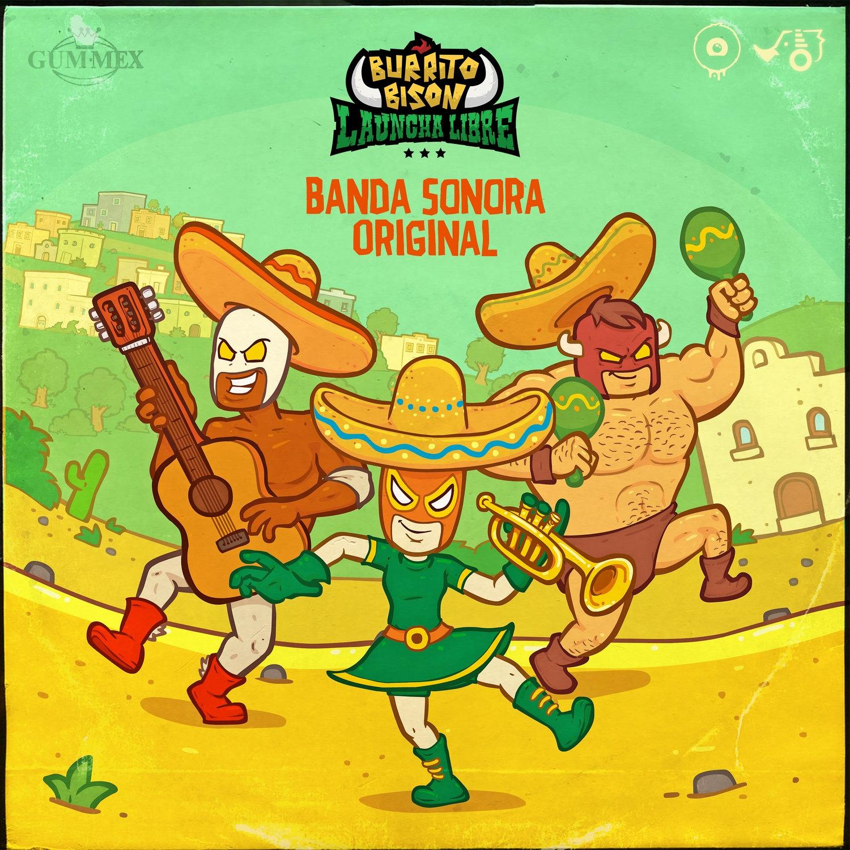 Burrito Bison: Launcha Libre 2.83 Sonsuz Para ve Güç Hileli Apk İndir