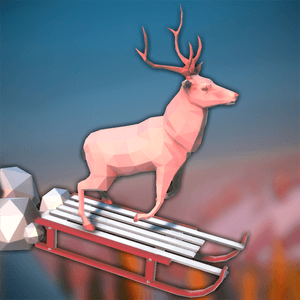 Animal Adventure: Downhill Rush 0.92 Para Hileli Apk İndir
