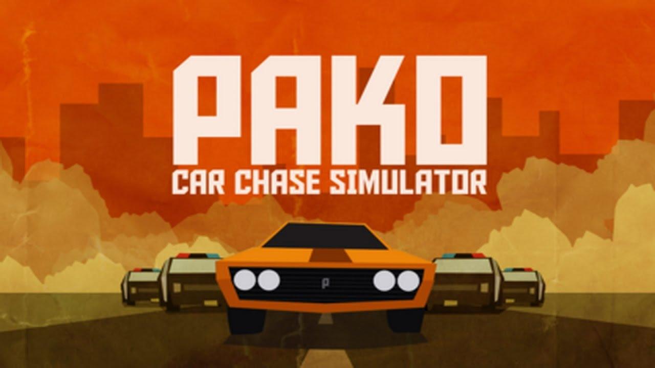 Pako – Car Chase Simulator 1.0.5 Para Hileli Apk İndir