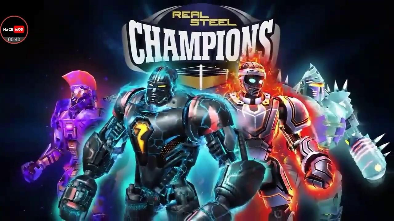 Real Steel Champions 2.1.156 Para Hileli Apk İndir