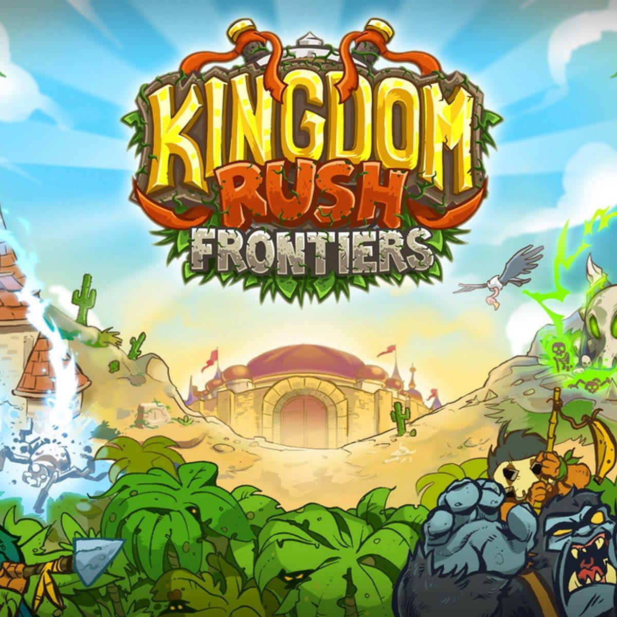 Kingdom Rush Frontiers 3.0.33 Kilitleri Açık Hileli Apk İndir
