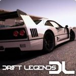 Drift Legends 1.8.9 Para Hileli Apk İndir