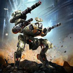 Walking War Robots 5.3.0 Bonus Hileli Apk İndir