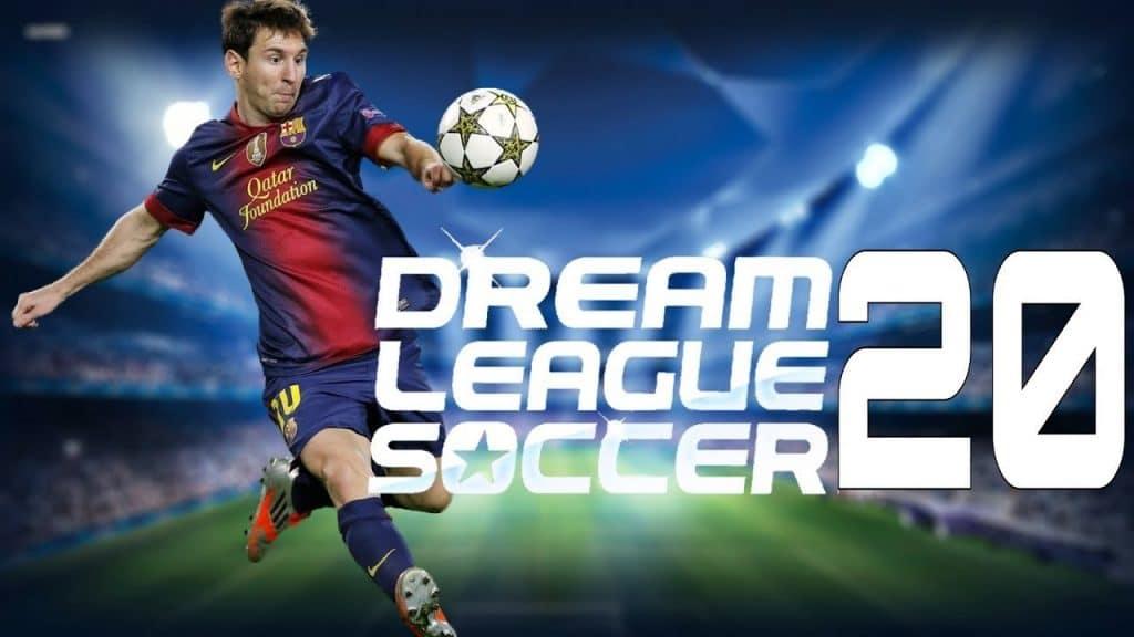 Dream League Soccer 2020 v7.17 Hileli Mod Apk İndir