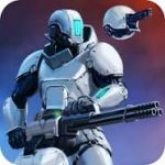 CyberSphere: Sci-fi Shooter 1.95 Para Hileli Apk İndir