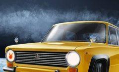 Russian Car Drift 1.8.7 Para Hileli Apk İndir