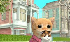 Cat Sim Online: Play with Cats Para Hileli Apk İndir