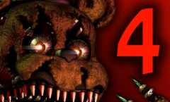 Five Nights at Freddys 4 v2.0 Kilitleri Açık Hileli Apk İndir