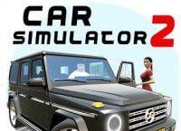Car Simulator 2 1.30.3 Para Hileli Apk İndir