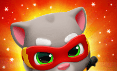 Talking Tom Hero Dash 2.4.1397 Para Hileli Apk İndir