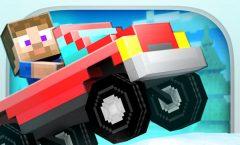 Blocky Roads 1.3.7 Kilitler Açık ve Para Hileli Apk İndir